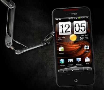 htc-incredible-verizon Verizon not getting Google Nexus One, HTC Incredible subbed in