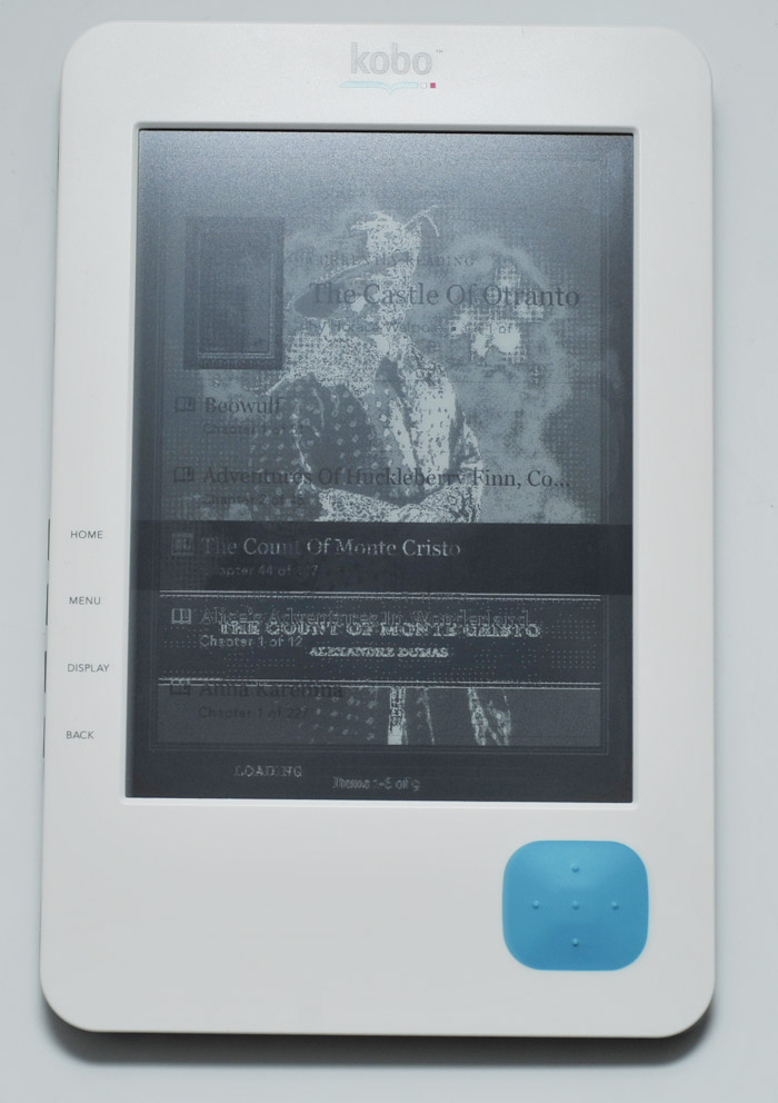 kobo-ereader-041 Kobo's eReader launching Saturday: An entire platform, not just a device