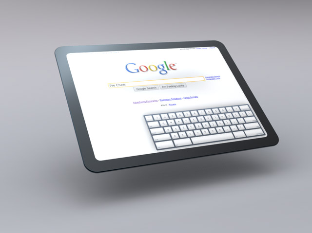 tablet2.106 Rumor: Google Chrome OS tablet coming Black Friday