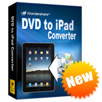 wondershare.200 Wondershare: DVD to iPad video converter solution