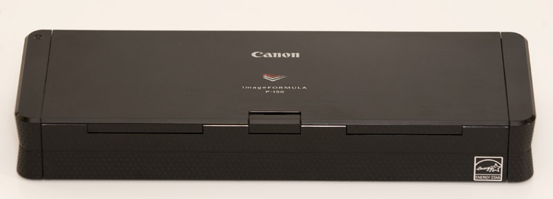canon-p150-003 Review: Canon Imageformula P-150 mobile scanner