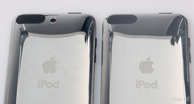 """ipod-touch-camera Apple iPod touch 4G with 2-megapixel camera """"leaked"""""""