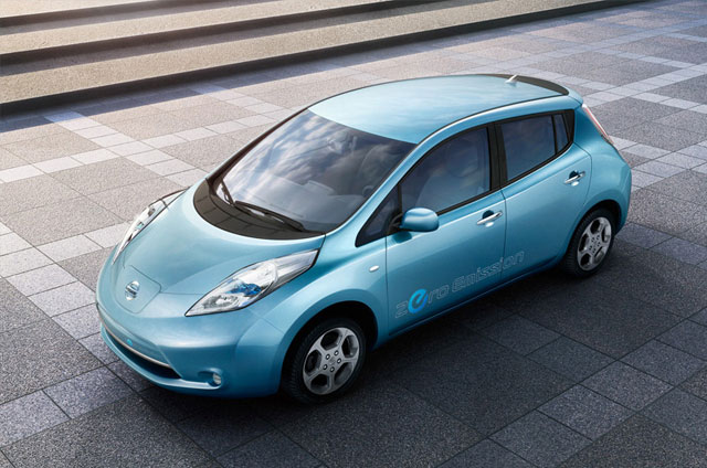nissan-leaf-gallery-14 Nissan Leaf EV pre-orders are electric