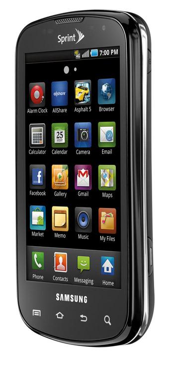 epic-4g-vertical Samsung Epic 4G destined for Sprint