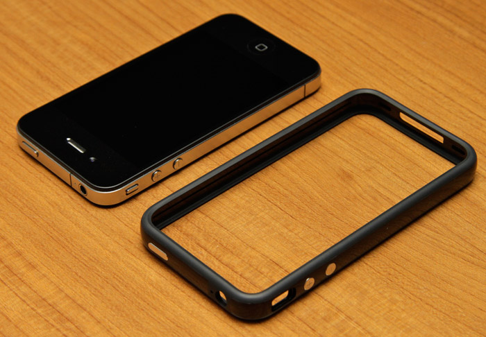 iphone-4-bumper Law firm opens iPhone 4 complaint hotline