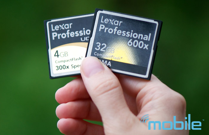 lexar-600cf Review: Lexar 32GB 600X CF card offers tons of speed and storage for pros