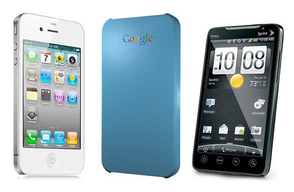 phones-poll What will ye have? An iPhone 4, HTC EVO, or the next Google Phone?