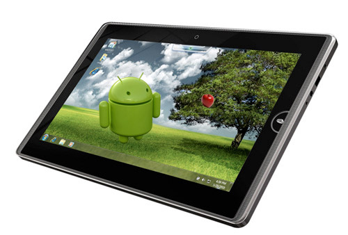 asus-eee-android  Asus drops Windows for Android-based EeePad