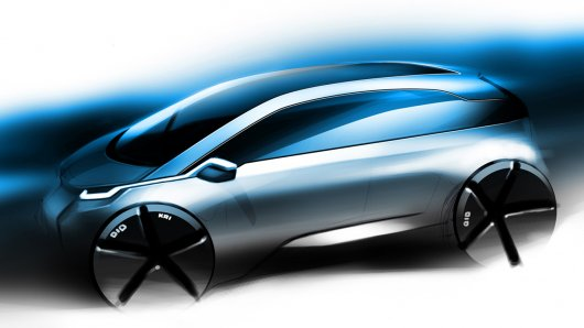bmw-megacity-vehicle BMW paves way with Megacity EV made of CFRP