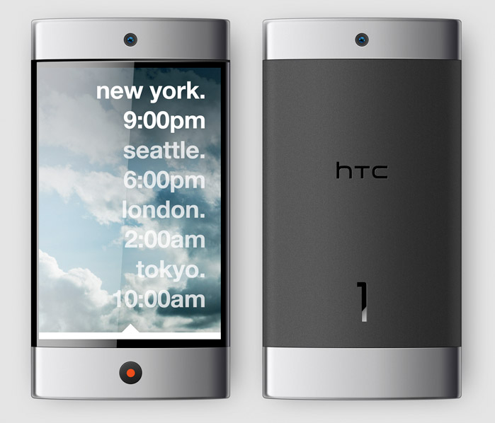 htc1-concept-1 Concept HTC 1 phone is an elegant dream visualized