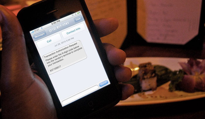 iphone-payment-mobile Transactions 2.0: Using a mobile phone to pay your restaurant bill
