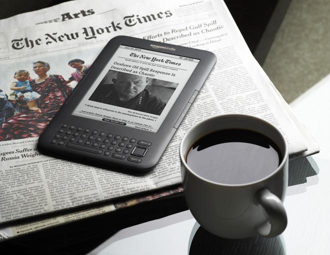 kindle1 A new $139 Kindle to kill the iPad?