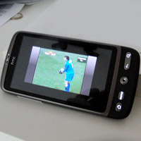 mobile-video  Mobile video is hot, creates network slowdowns