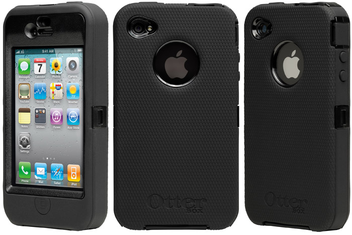 otterbox-case-01 OtterBox gets protective over the iPhone 4 with new cases