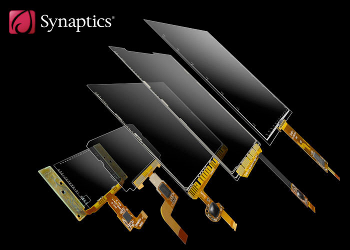 synaptics Synaptics announces suite of advanced multitouch displays for Windows 7/Android tablets
