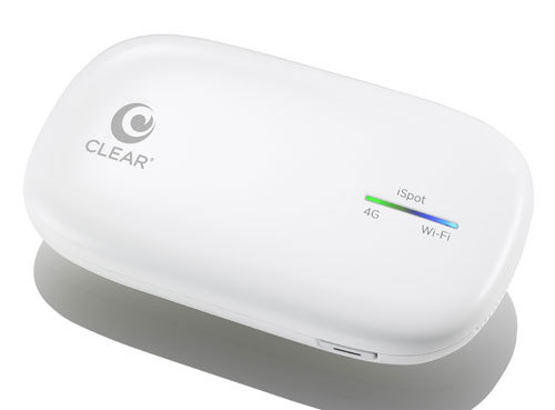 500x_clearispot Clearwire iSpot enables WiMax hotspots from an iPhone, iPod and iPad
