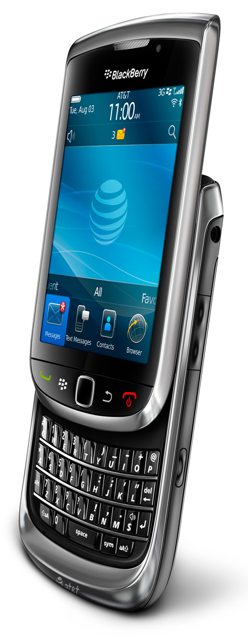 bb-torch-9800-04 BlackBerry Torch 9800 makes a hot entry