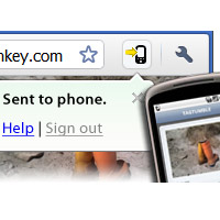 chrome-to-phone Chrome to Phone is the missing link