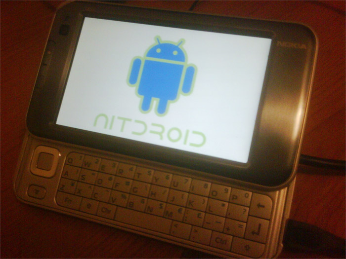 droid-nokia  Google Android on Nokia smartphones? Can it be?