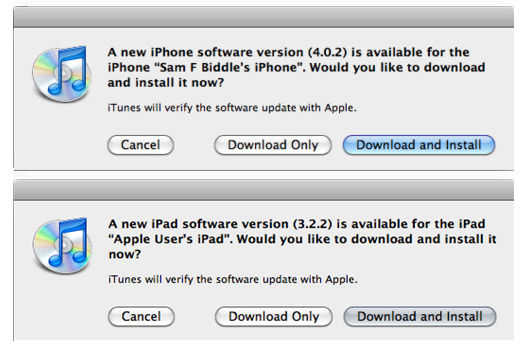 iphone-ipad-update  JailbreakMe broken: Apple updates iPhone, iPad iOS to thwart PDF vulnerability