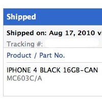iphone4-shipping-canada Canadian iPhone 4 orders enroute