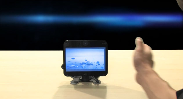 mimesign-touchless-gui Touchless Gesture User Interface to be demo'd IFA