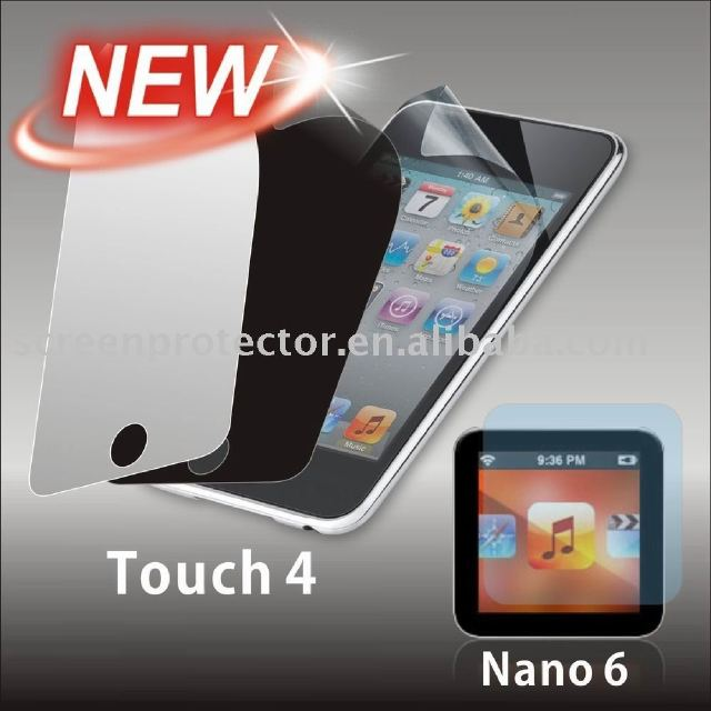 "nano-accessories New protective cases ""confirm"" form factor for touchscreen iPod nano"