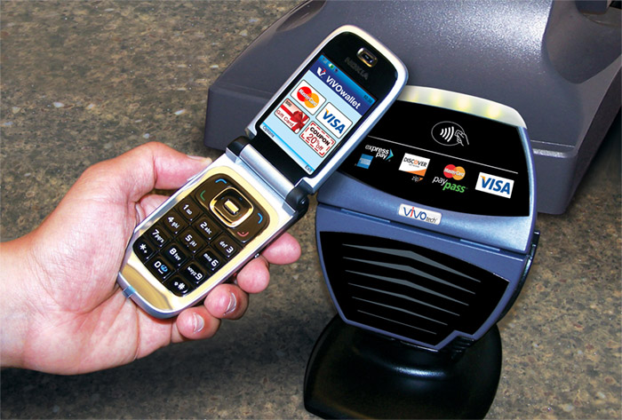 nfc-transaction Visa announces mobile payment trials in NYC this year