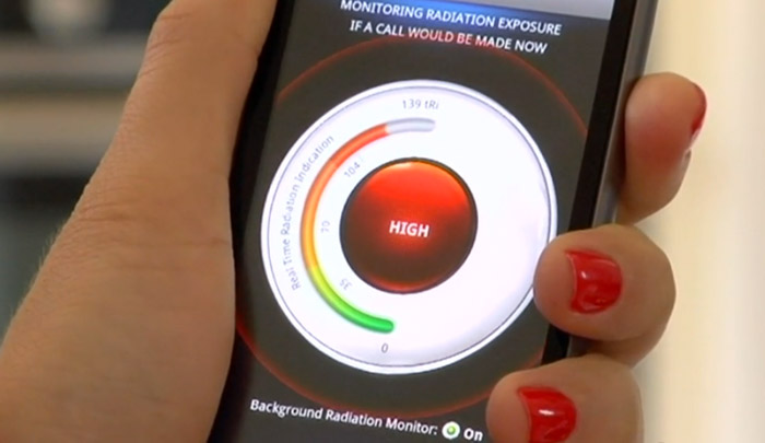 radiation-exposure How you hold your phone can hurt you: Death grip increases radiation exposure