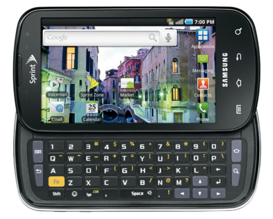 samsung-epic-4g-open  Samsung Epic 4G goes on sale tomorrow at 8am