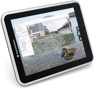 svtronics-tablet-ref Texas Instruments' Eagle chip is the future of mobile devices