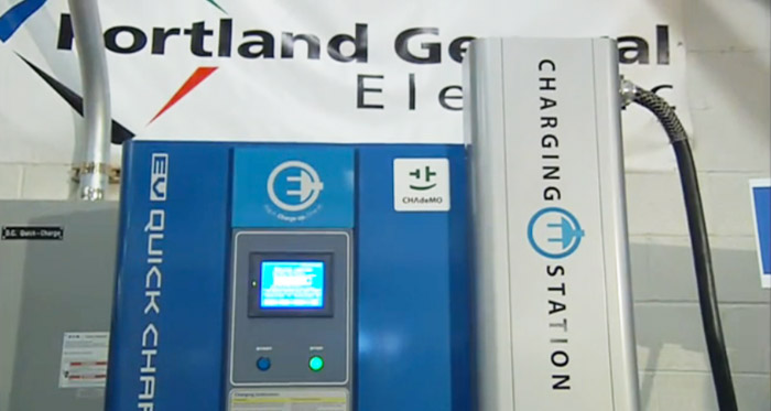 takasago-rapid-charger Game Changer: First public quick-charge station for EVs installed in Portland