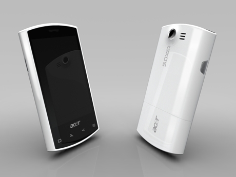 Acer-Liquid-e-smartphone2 Google Android toting Acer Liquid E finally coming to Fido