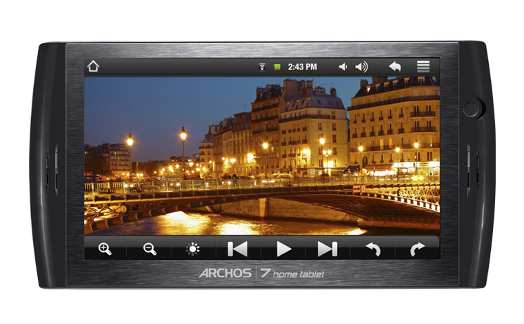 archos-7-tablet Seven superior tablets you can buy in 2010