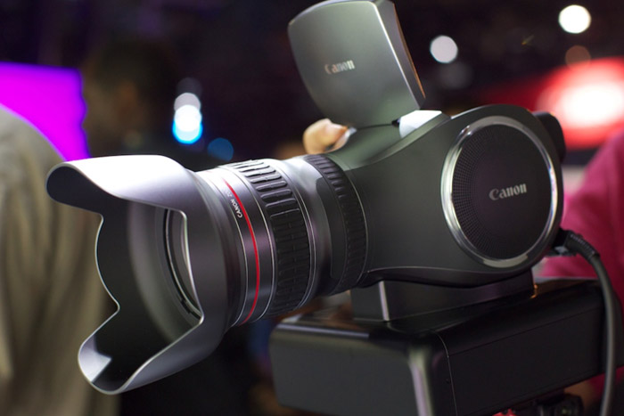 canon-4k-camera Canon shows us the future: 50 megapixel camera, 4k camcorder made of bio-plastic