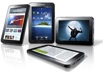 galaxy-tab Seven superior tablets you can buy in 2010