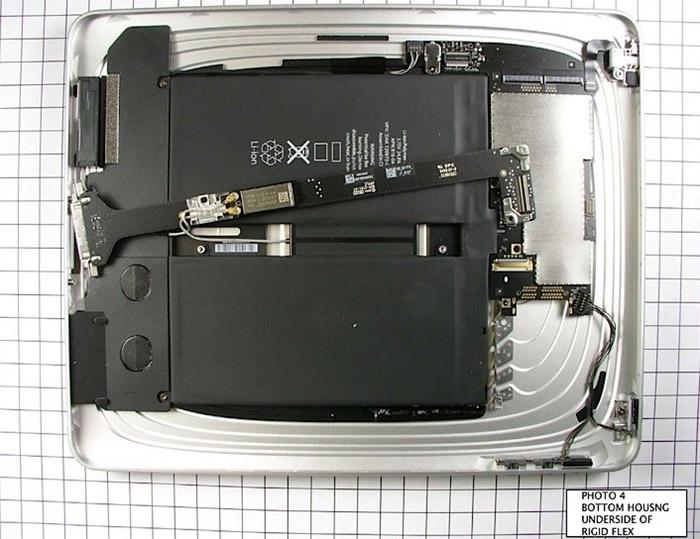 ipad-guts-2 Apple iPad available for $50 less; refurbished
