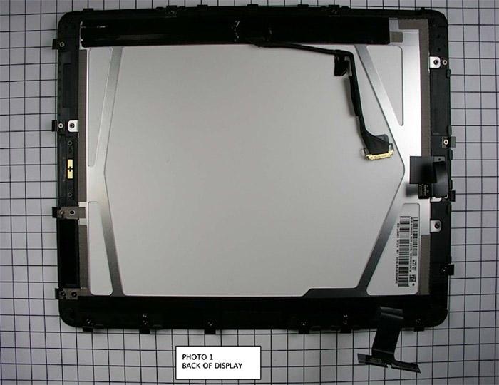 ipad-guts Apple iPad available for $50 less; refurbished