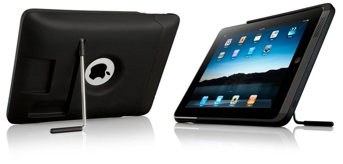 kensington-powerback  Kensington PowerBack iPad case docks, stands, and charges