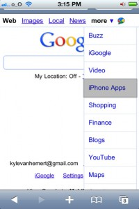 google-mobile-iphone-app-search-200x300  Google Mobile adds search for iPhone and Android apps