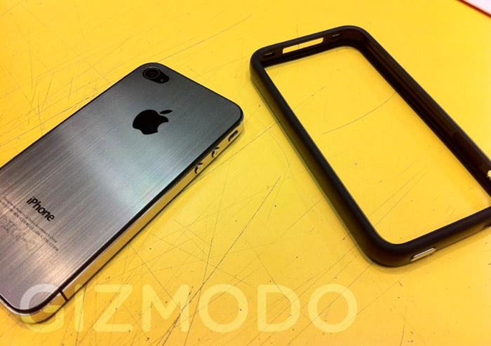 iphone4-aluminum-vzw  Images of Verizon iPhone leaked, immediately debunked