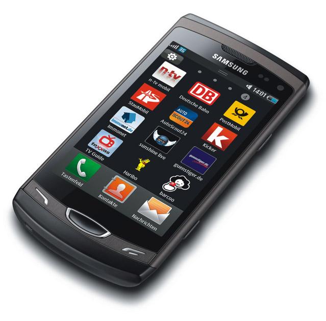 samsung-bada-wave2 More Bada-ness with Samsung Wave II smartphone