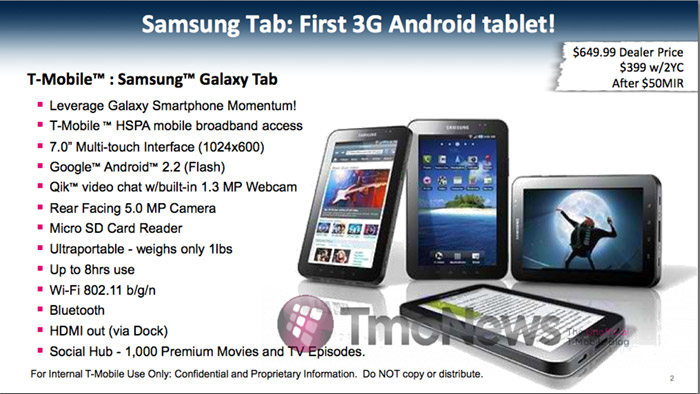 samsung-gtab-tmobile  Samsung Galaxy Tab starting to sound expensive