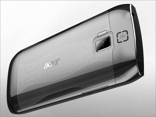 acer-smartphone  Going extra big with Acer 4.8-inch Android smartphone