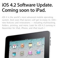 ios4.2 Apple's iOS Update: Pre-release rumors