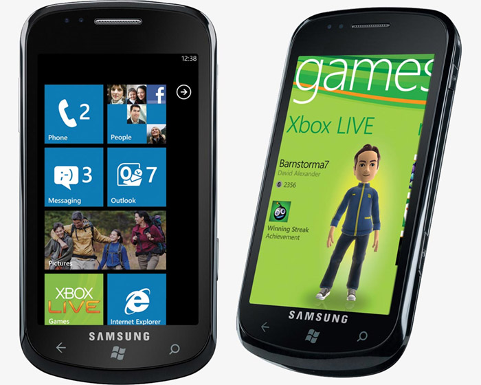 samsung-focus-rogers  Windows Phone 7 arrives at Rogers with Samsung Focus