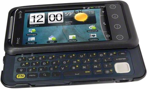evoshift4g-rofl  HTC EVO Shift 4G for Sprint gets slide-out QWERTY keyboard