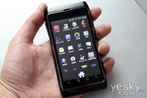 fake-nokia-n8-1 Fake Nokia N8 boasts dual-core CPU, runs Android 2.1