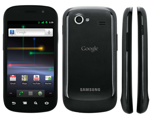 google-nexus-s-phone  First OTA update gets pushed to Google Nexus S already