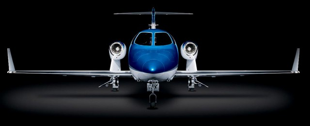 hondajet-black-bg-640x261  Honda flies its HondaJet advanced light business jet with FAA conformity